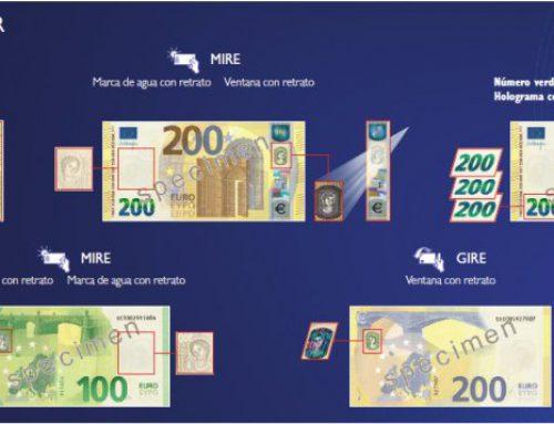 LOS NUEVOS BILLETES DE 100€ Y 200€