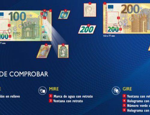 LOS NUEVOS BILLETES DE 100€ Y 200€ ENTRAN HOY EN CIRCULACIÓN