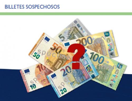 En el segundo semestre 2019 se incrementó el número de billetes falsos retirados de la circulación