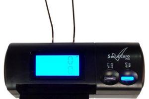 Secureuo Plus detector de billetes falsos