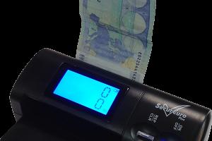 Detector de billetes falsos Secureuro Plus